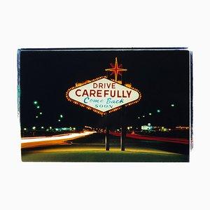 Leaving, Las Vegas, Amerikanische Farbfotografie, 2001