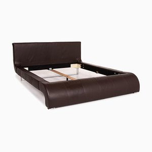 Swing Leather Double Bed from Joop!