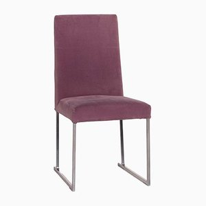 Samt Lilac Chair von B & B Italia
