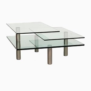Draenert Imperial Glass Coffee Table