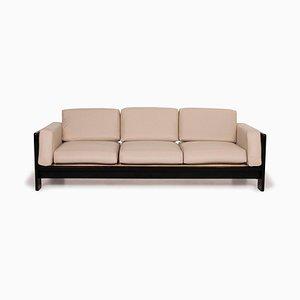 Bastiano Cream Fabric Sofa from Knoll International