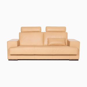 Leather 3-Seater Sofa by Rolf Benz