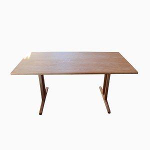Tavolo da pranzo C35 di Børge Mogensen per F.D.B. Furniture