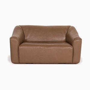 Canapé DS 47 Marron en Cuir par de Sede