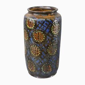 Vaso da terra grande in ceramica di Herman Kähler, anni '30