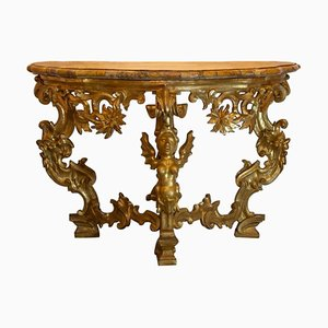 Baroque Console Table