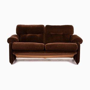 Sofá Coronado marrón de B & B Italia