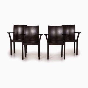 Bulthaup Nemus Wood Chairs, Set of 4