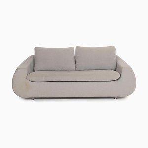 Graues Sofa von Rolf Benz