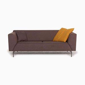 318 Linea Sofa in Grau von Rolf Benz
