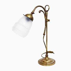 Vintage Swan Neck Table Lamp