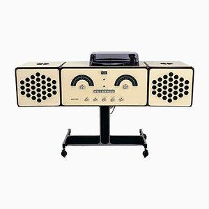 Radio Phonograph by Achille & Pier Giacomo Castiglioni for Brionvega, 1960s