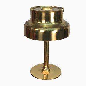 Schwedische Mid-Century Messing Bumling Tischlampe von Anders Pehrson für Ateljé Lyktan