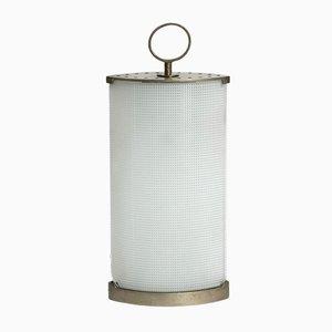 Glas Pirellina Tischlampe von Gio Ponti für Fontana Arte, 1960er