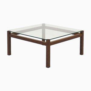 Mid-Century Wenge Wood TZ41 Coffee Table by Kho Liang Ie for 't Spectrum