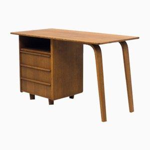 Vintage EE02 Oak Series Desk by Cees Braakman for Pastoe