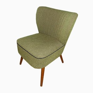 Light Green Lounge Chair, 1950s