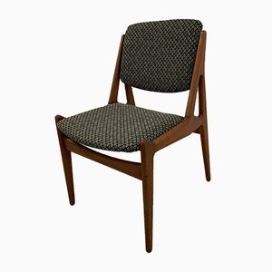 Scandinavian Teak Ella Chair by Arne Vodder, 1960s