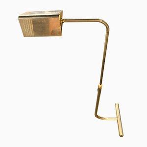 Mid-Century Cedric Hartman Style Floor Lamp, 1960s