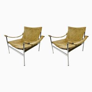 D99 Armchairs by Hans Könecke for Tecta, 1960s, Set of 2