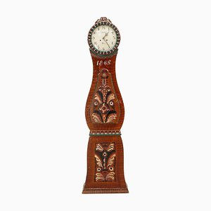 Antique Swedish Mora Clock, 1865