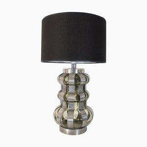 Brutalist Style Italian Table Lamp, 1960s