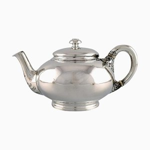 New York Coffee Pot in Sterling Silver from Tiffany & Co., Late 19th Century