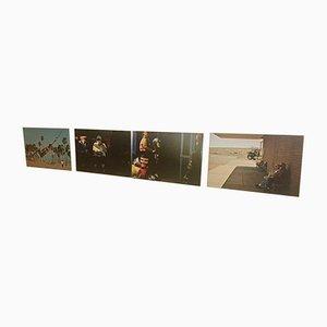 Eva E Serie Davit von Route 66, American States of Mind, 4er Set