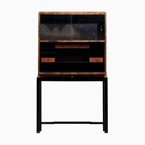 Art Deco Secretaire or Dry Bar by Axel Einar Hjorth for Nordiska Kompaniet, 1920