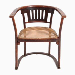 Armlehnstuhl von Josef Hoffmann für Thonet