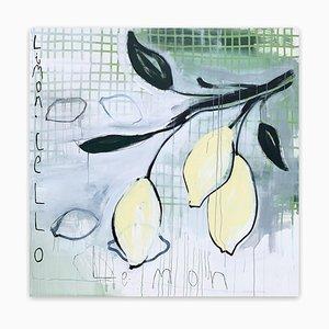 Phoebe Boddy, Limoncello, 2020, Acrylic on Canvas