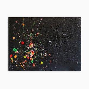 Nikolaos Schizas, Ns 3, 2020, Acrylic on Canvas