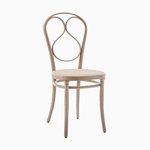 No.1 Stuhl aus Naturholz