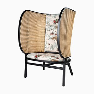 Hideout Lounge Chair by Front