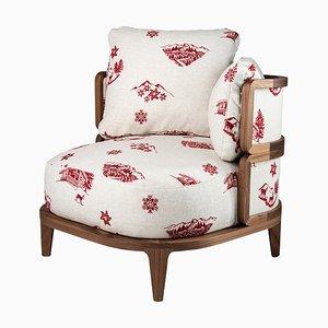 Promenade Lounge Chair by Philippe Nigro