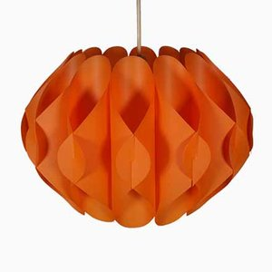 Mid-Century Space Age Ceiling Lamp, 1970s
