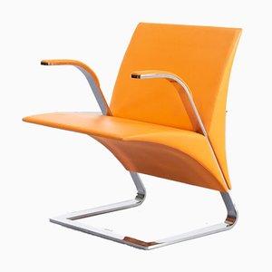 Leather Ravello Lounge Chair by Ricardo Antonio for Poltrona Frau, 2000s