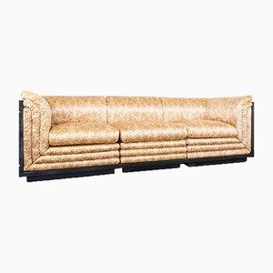 Mid-Century 3-Sitzer Sofa von Pierre Cardin, 1970er