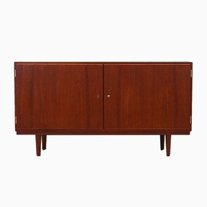 Danish Teak Cabinet by Carlo Jensen for Hundevad & Co., 1970s
