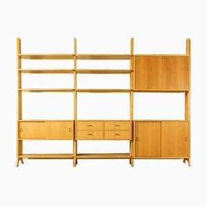 Shelving from WK Möbel, 1950s