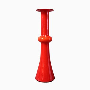 Carnaby Vase aus Glas von Christer Holmgren für Holmegaard