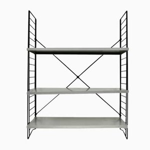 Mid-Century Shelving Unit by A. D. Dekker for Tomado, 1960s