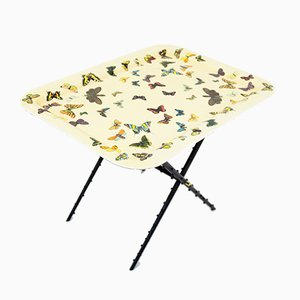 Mid-Century Butterflies Dining Table by Piero Fornasetti for Fornasetti