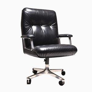 P128 Desk Chair by Osvaldo Borsani for Tecno, 1970s