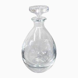 Glass Decanter from Strömbergshyttan