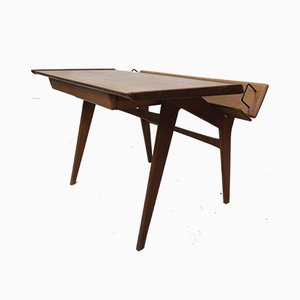 Desk by Marcel Gascoin for Arhec, 1950s
