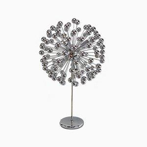 Vintage Sputnik Table Lamp, 1970s