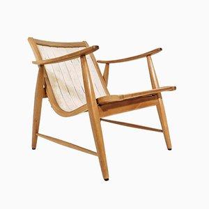Vintage Ronco Sessel von Jacob Müller für Werkgenossenschaft Wohnhilfe, 1950er