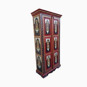 Vintage 2-Door Cabinet
