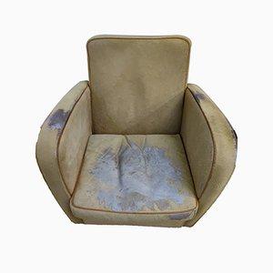 Vintage Lounge Chair by Cesare Saini for Baxter